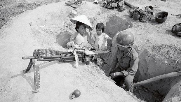 Thân phận phụ nữ Việt Nam Cộng hòa thời chiến
