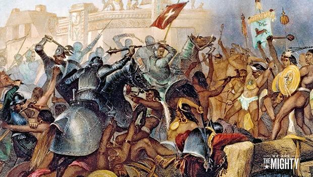 13/08/1521: Th??? ???? Aztec r??i v??o tay ng?????i T??y Ban Nha