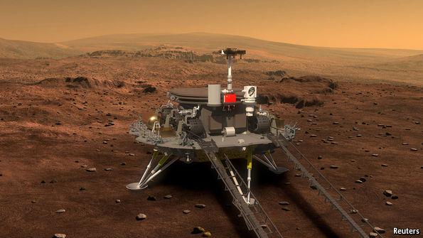 Tại sao Trung Quốc muốn đi lên sao Hỏa?