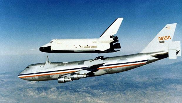17/09/1976: NASA c??ng b??? t??u con thoi ?????u ti??n