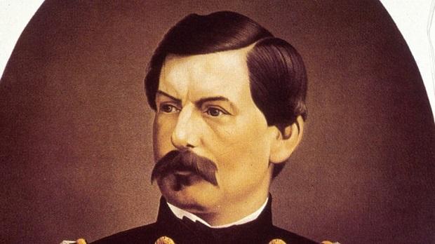 02/09/1862: McClellan ???????c kh??i ph???c to??n quy???n ch??? huy