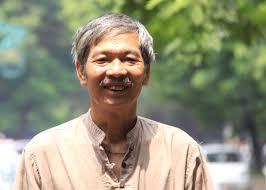 """V??n Chinh""""b???c th??m"""" th?? Nguy???n Quang Thi???u"""