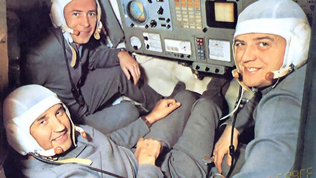30/06/1971: Ba phi hành gia Liên Xô thiệt mạng trong thảm kịch Soyuz 11