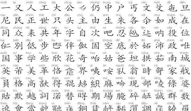 Tiếng Việt kỳ diệu: Hành trình từ chữ Nho, chữ Nôm đến chữ Quốc ngữ