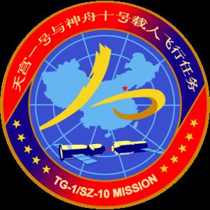 神舟十号- tàu vũ trụ Thần Châu 10 của Trung Quốc